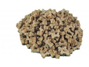 Mini Bones Kuřecí 0,5kg Poloměkké kostičky