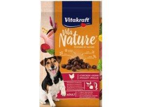 Vitakraft Vita Nature kuře s řepou a amaranthem