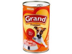 Grand Premium Dog krocan 1300 g
