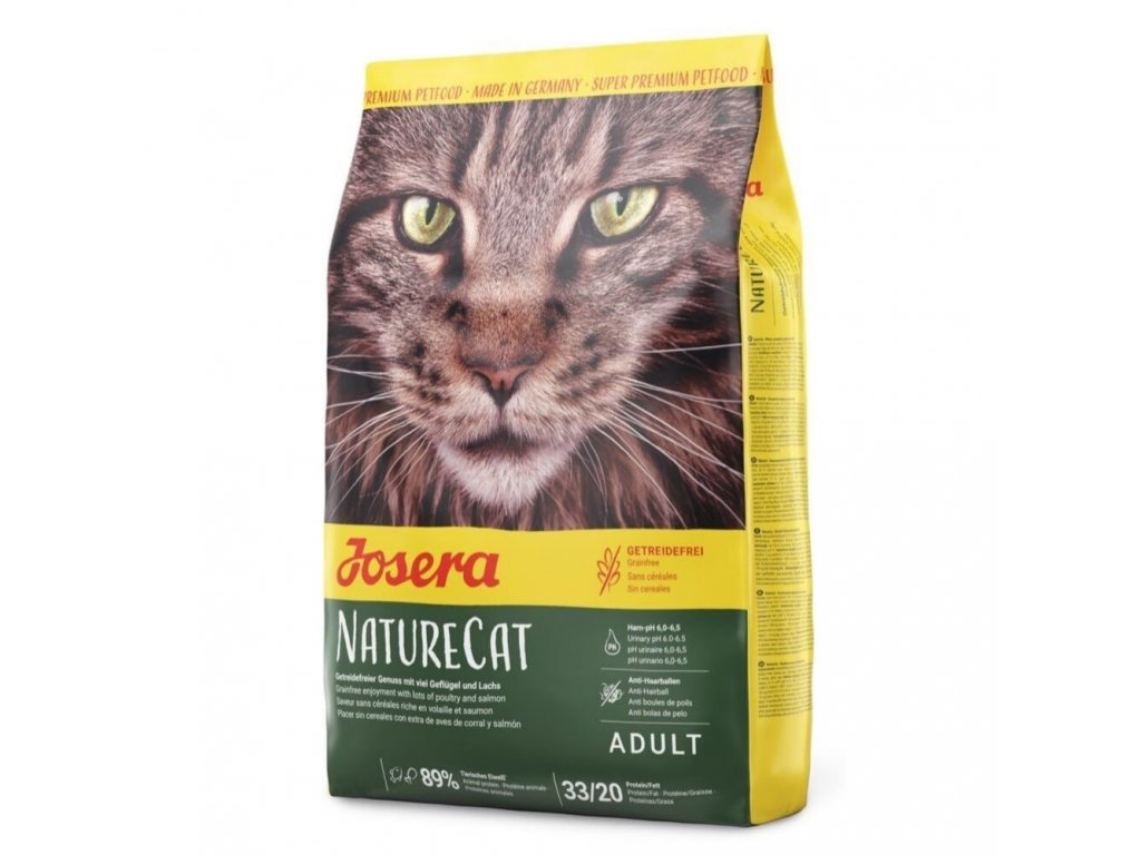 Josera 0,4kg Nature Cat
