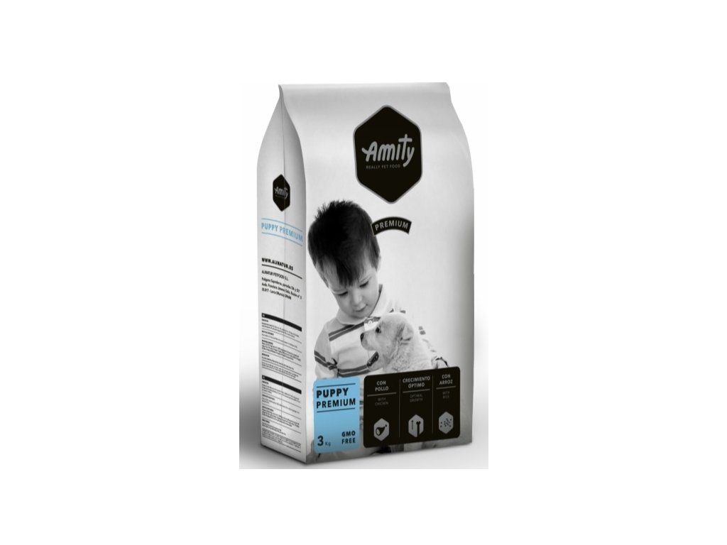 5652 amity premium dog puppy 3kg tenesco cz