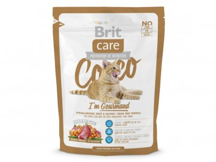 3048 brit care cat cocco gourmand 400g