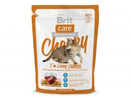 3003 brit care cat cheeky living outdoor 400g