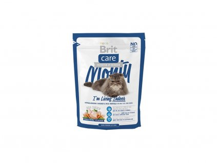 2994 brit care cat monty living indoor 400g