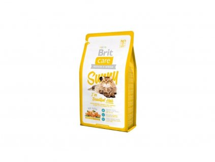 3018 brit care cat sunny beautiful hair 2kg