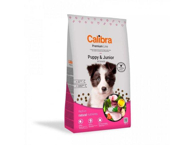 Calibra Dog Premium Line Puppy&Junior 12kg
