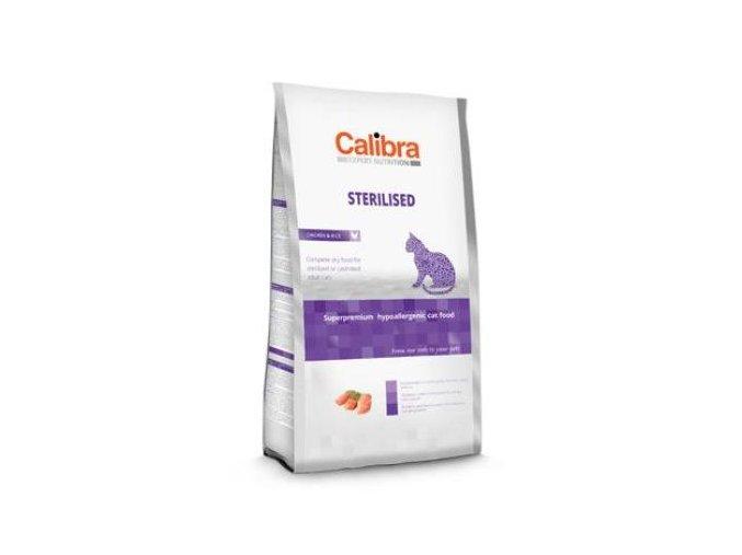 Calibra Cat EN Sterilised 2kg