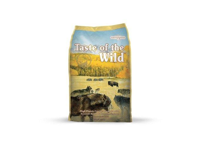 Taste of the Wild High Prairie 12,2 kg