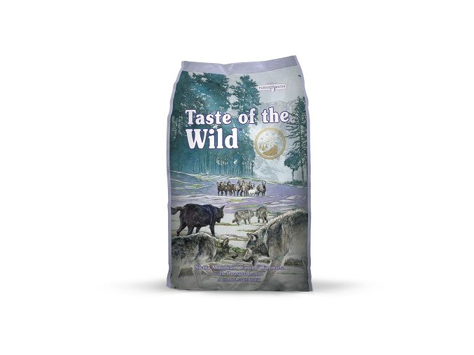 Taste of the Wild Sierra Mountain Canine 5,6 kg
