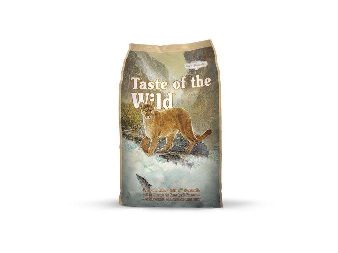 Taste of the Wild kočka Canyon River Feline 6,6 kg