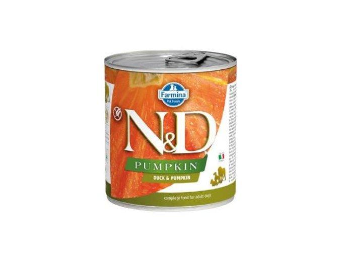 N&D DOG PUMPKIN Adult Duck & Pumpkin