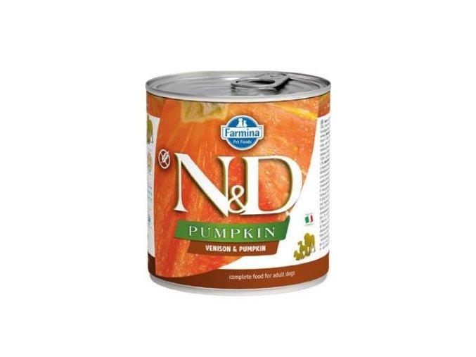 N&D DOG PUMPKIN Adult Venison & Pumpkin