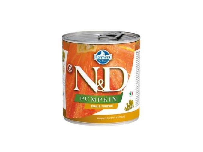 N&D DOG PUMPKIN Adult Quail & Pumpkin