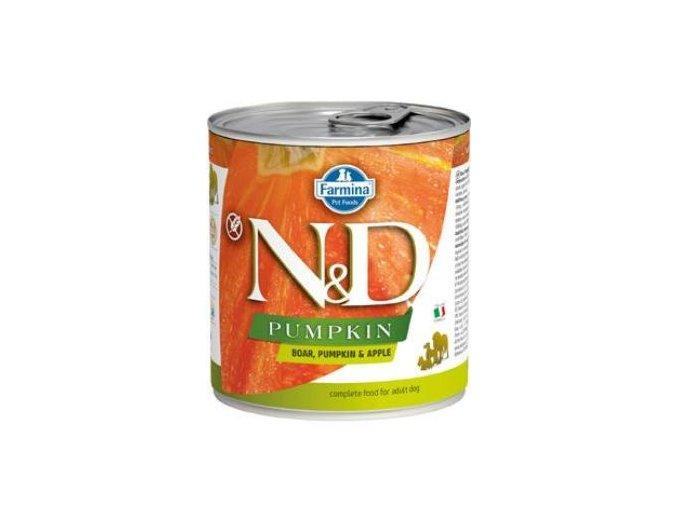 N&D DOG PUMPKIN Adult Boar & Apple