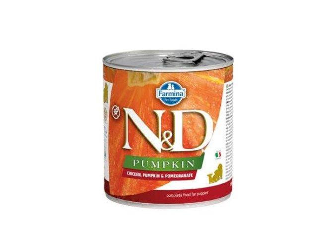 N&D DOG PUMPKIN Puppy Chicken & Pomegranate