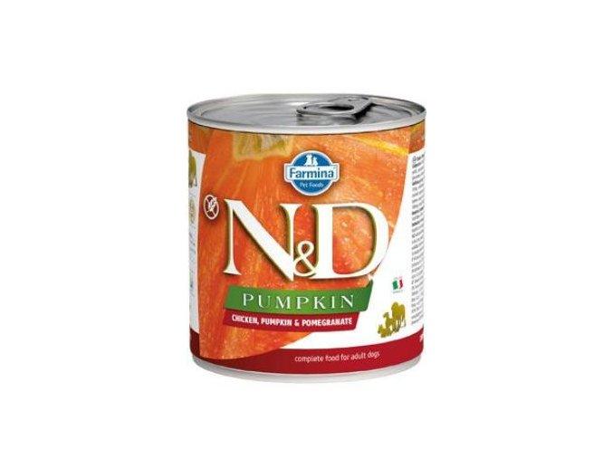 N&D DOG PUMPKIN Adult Chicken & Pomegranate