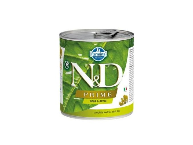 N&D DOG PRIME Adult Boar & Apple
