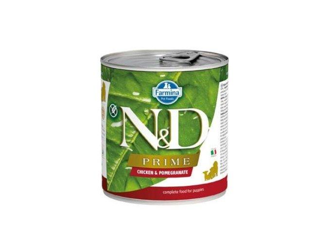 N&D DOG PRIME Puppy Chicken & Pomegranate