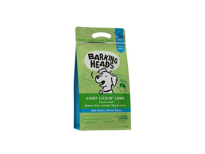 BARKING HEADS Chop Lickin' Lamb Small Breed 1,5kg