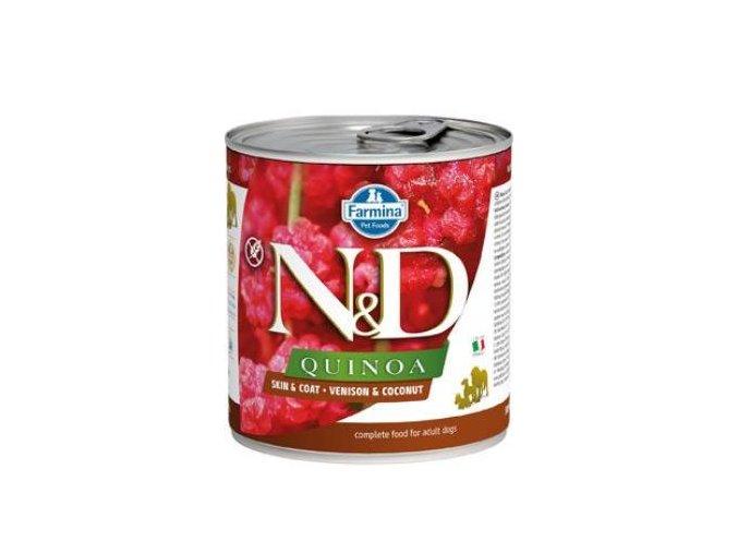 N&D DOG QUINOA Venison & Coconut