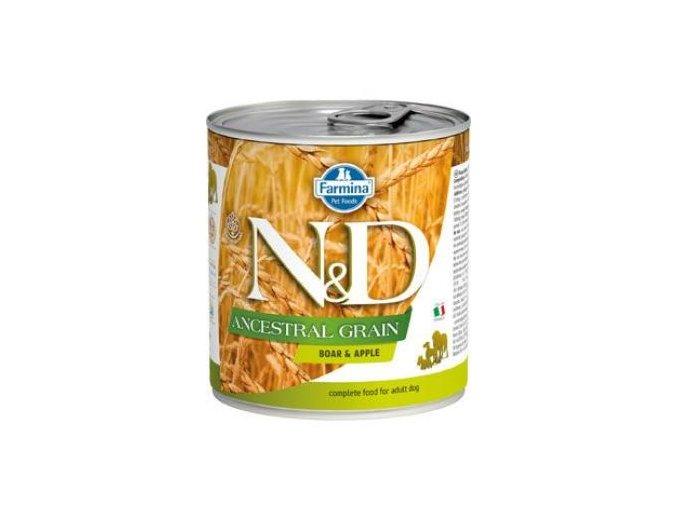 N&D DOG LOW GRAIN Adult Boar & Apple