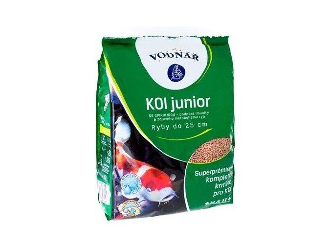 Krmivo pro ryby KOI Junior 0,5kg