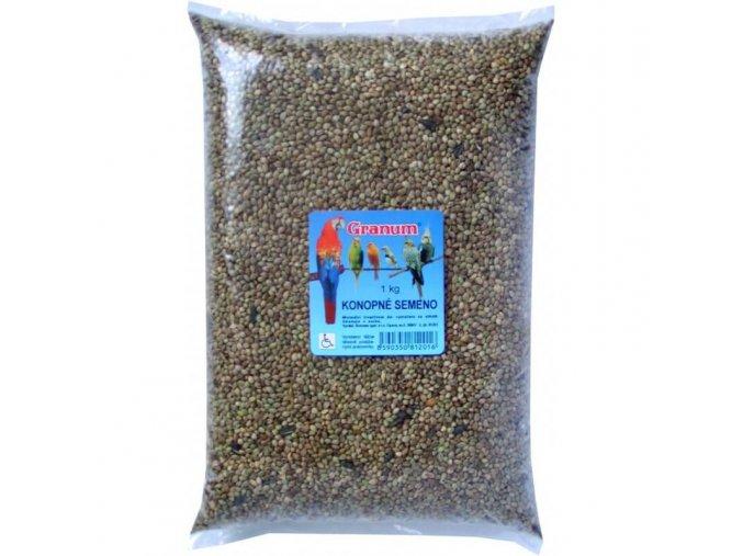 konopne semeno 1kg