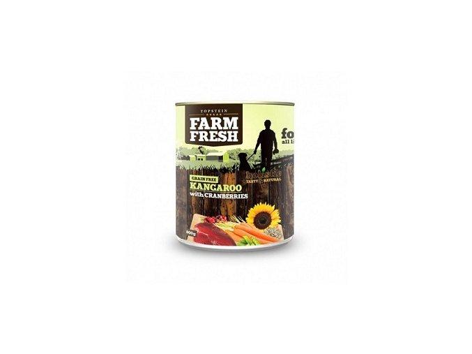 Farm Fresh klokan & brusinky