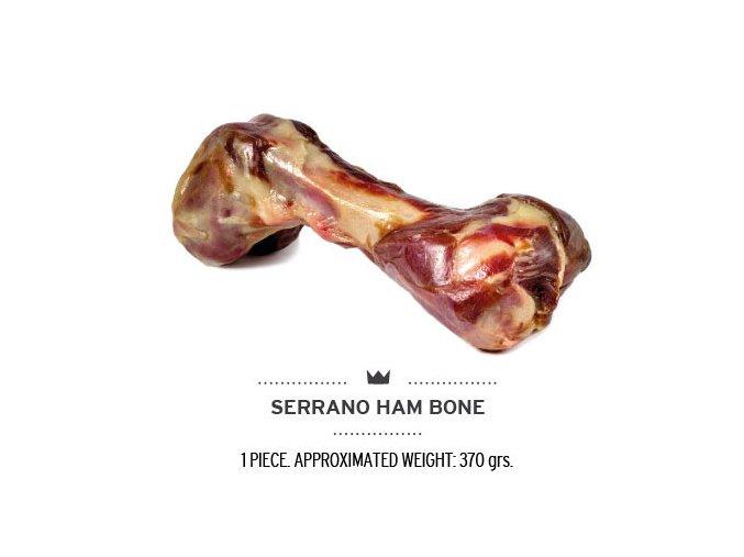 Serrano Šunková kost střední 370g