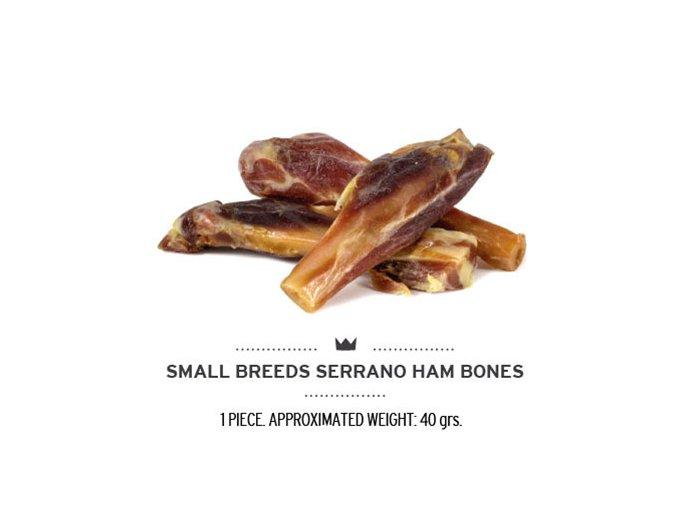 Serrano Šunkové kosti mini 90g
