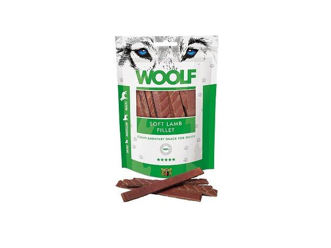 WOOLF pochoutka soft lamb fillet 100g