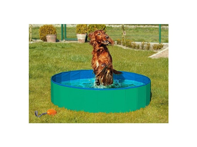 Bazén sklád. nylon 120x30cm