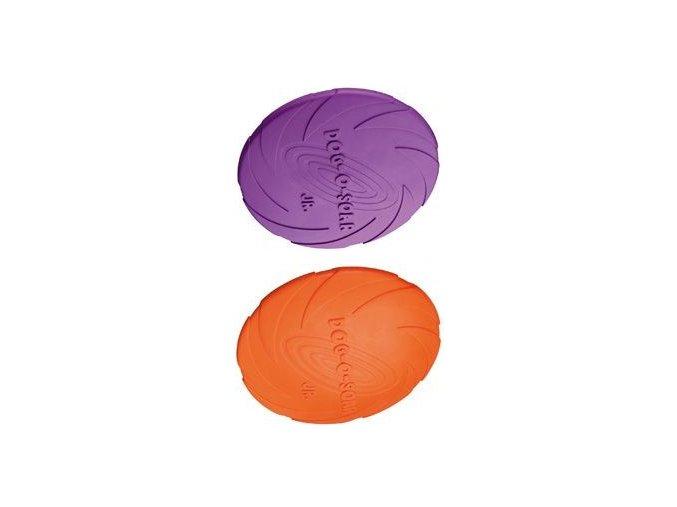 Trixie Létající talíř MINI Mix barev 15cm