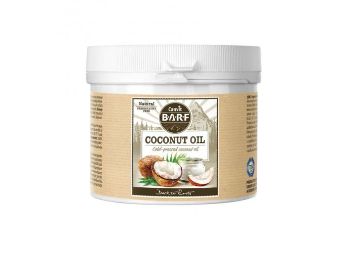 Canvit BARF Coconut Oil 600 g