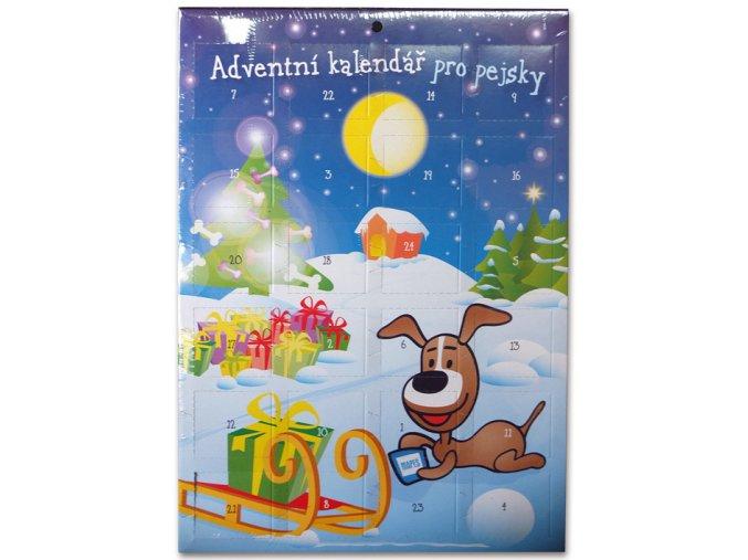Mapes Vánoční adventní kalendář 280g