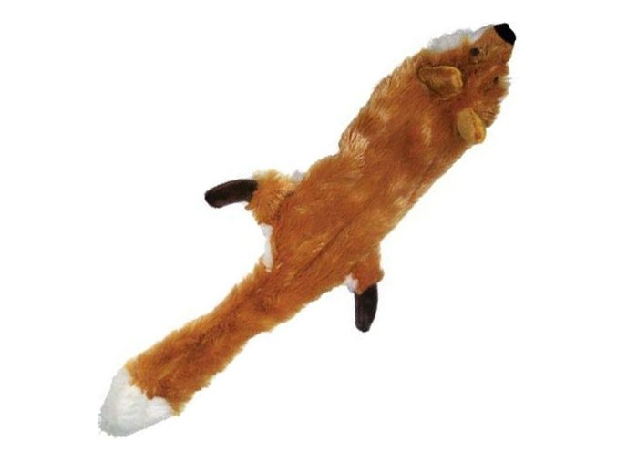 Skinneeez pes Liška pískací 38cm
