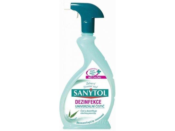 Sanytol dezinfekční univerzální čistící prostředek 500 ml