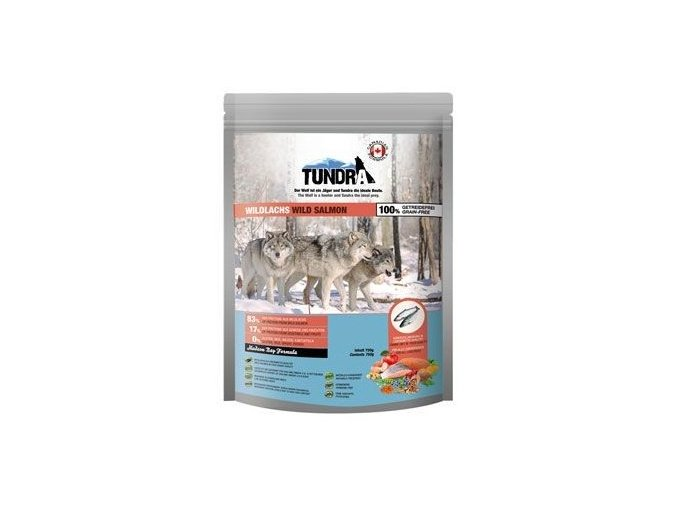 Tundra Dog Salmon Hudson Bay Formula 750g
