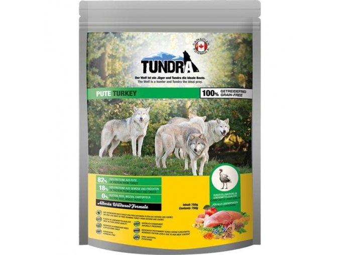 Tundra Dog Turkey Alberta Wildwood Formula 750g