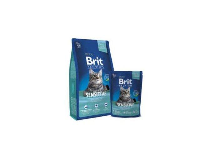 Brit Premium Cat Sensitive 1,5kg