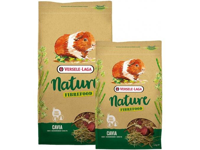 VL Nature Fibrefood Cavia pro morčata