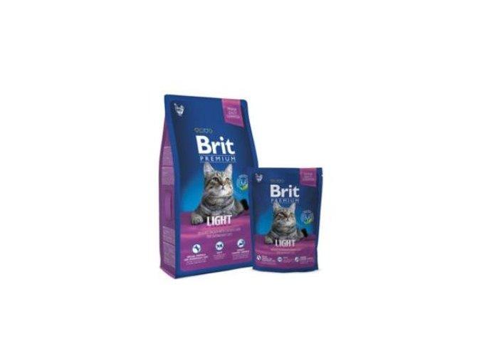 Brit Premium Cat Light 800g