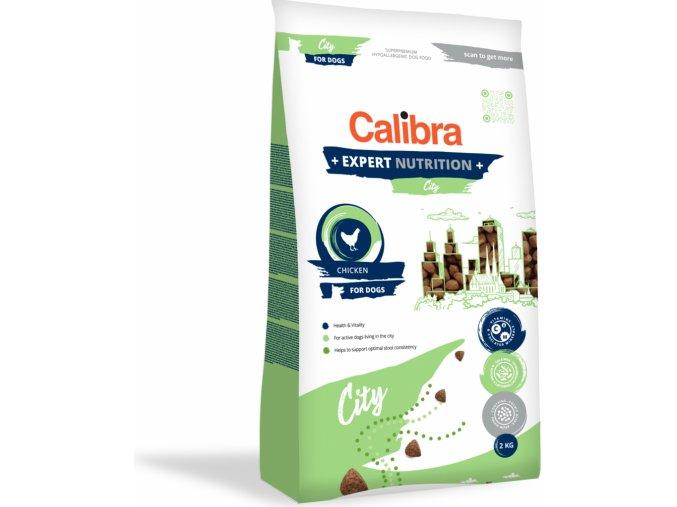 Calibra Dog EN City NEW 2kg