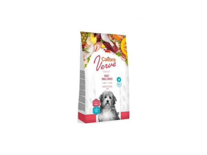 Calibra Dog Verve GF Adult Small Chicken & Duck 1,2kgmmf1000x1000