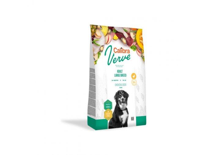 Calibra Dog Verve GF Adult Large Chicken & Duck 2kg