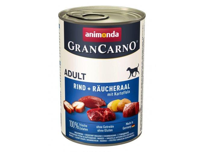 Animonda Gran Carno Adult úhoř & brambor