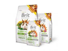 Brit Animals Rabbit Adult Complete