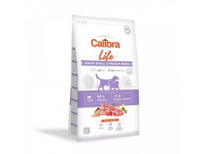 Calibra Dog Life Junior Small & Medium Breed Lamb 12 kg