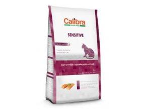 Calibra Cat GF Sensitive Salmon 7kg