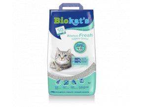 Podestýlka Biokat's Bianco Fresh Control
